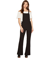 ROMEO & JULIET COUTURE - Bell Bottom Woven Jumpsuit