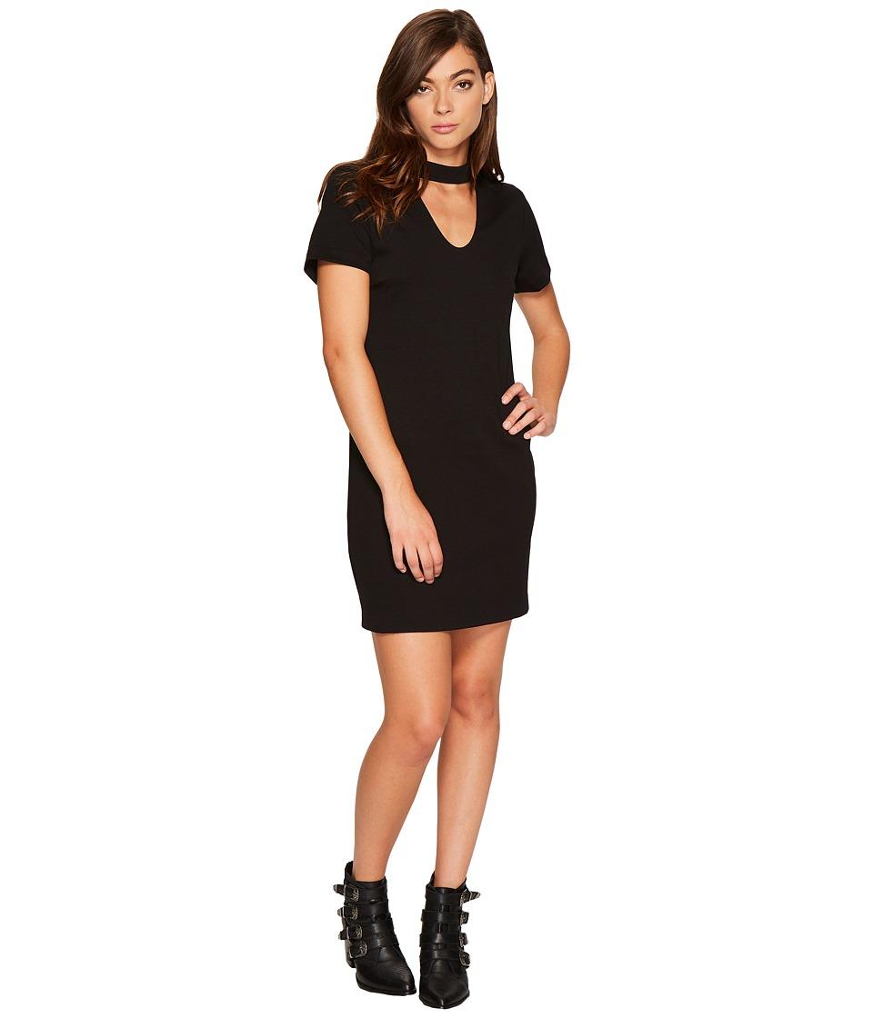 Sanctuary Madeline Dress (Black) Women