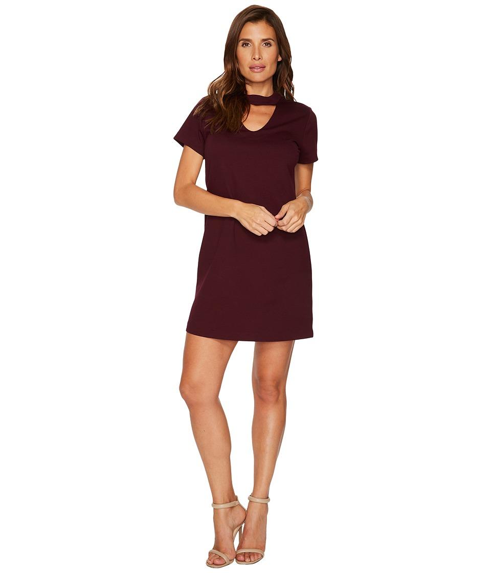 Sanctuary - Madeline Dress (Zinfandel) Womens Dress