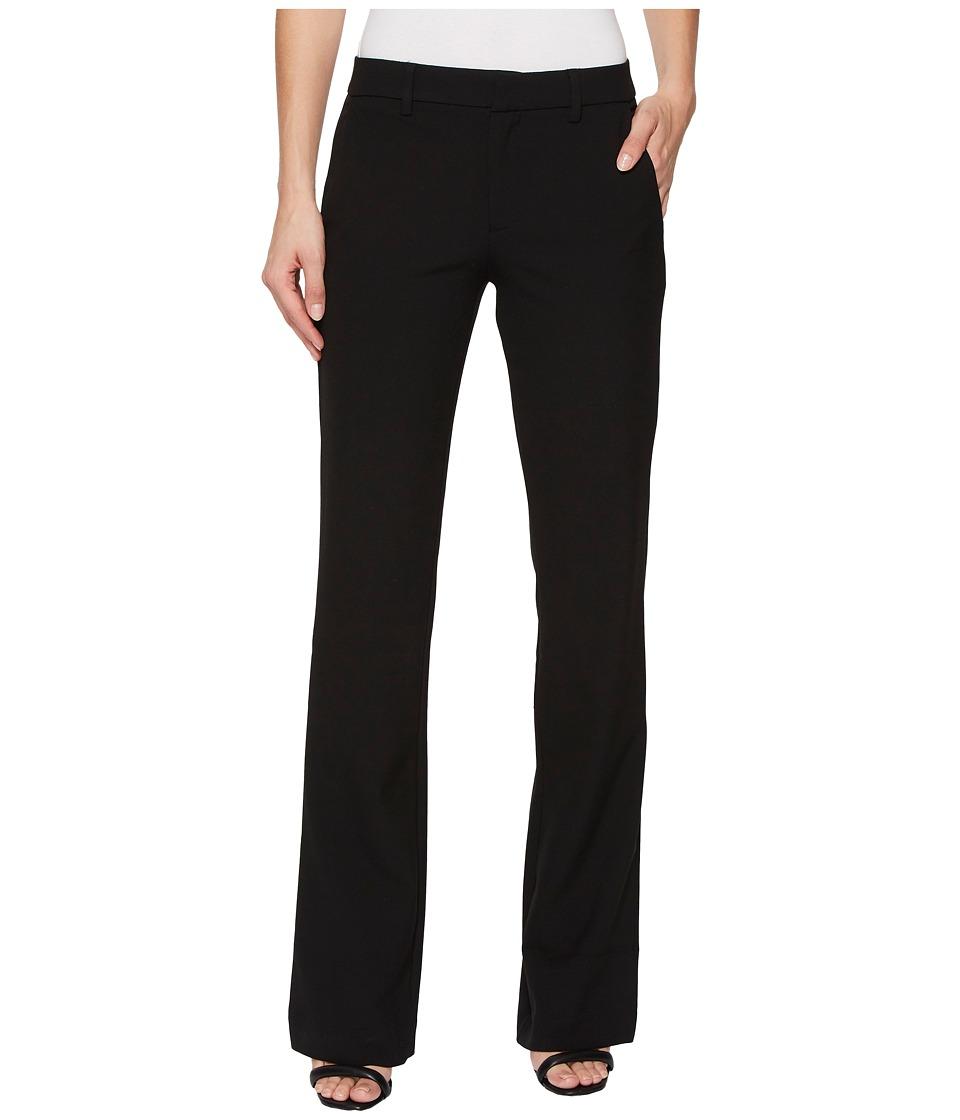 Sanctuary - Sexy Secretary Trouser Pants (Black) Women's Casual Pants