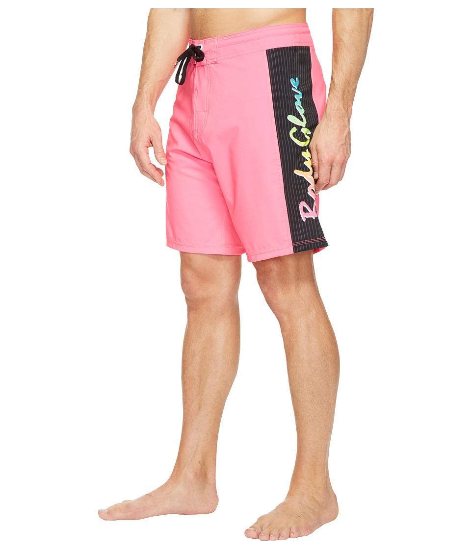 Body Glove Vapor Lazer Zap Boardshorts (Neon Pink) Men