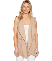 ROMEO & JULIET COUTURE - Sleeveless Hood Jacket