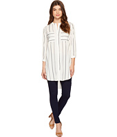 ROMEO & JULIET COUTURE - All Over Stripe Long Shirt