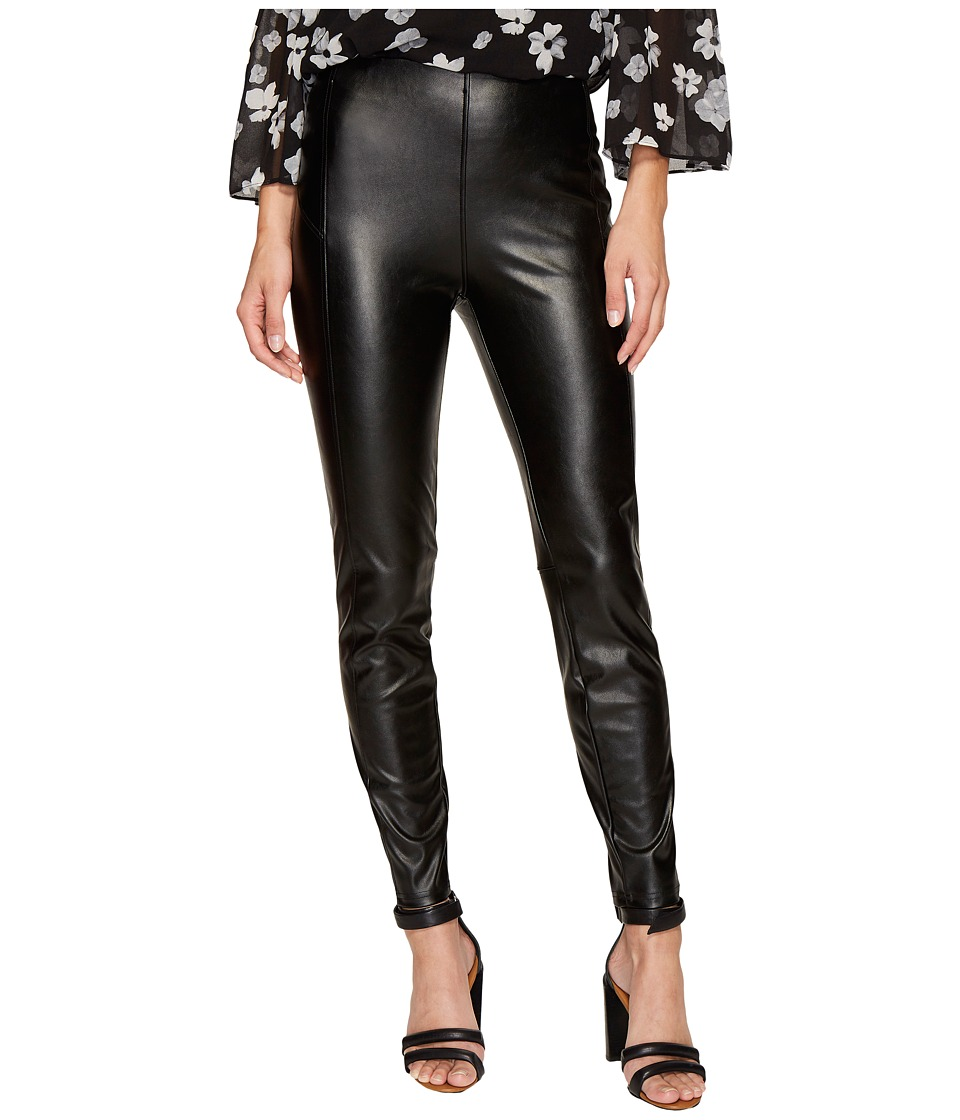 kensie - Stretch Faux Leather Pants KS9K1167