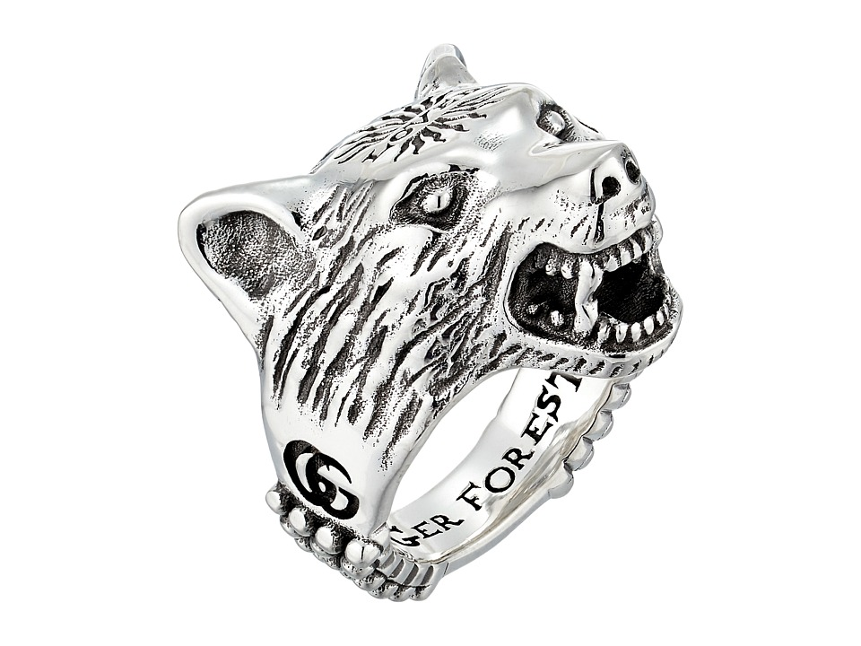 Gucci - Anger Forest Wolf Ring