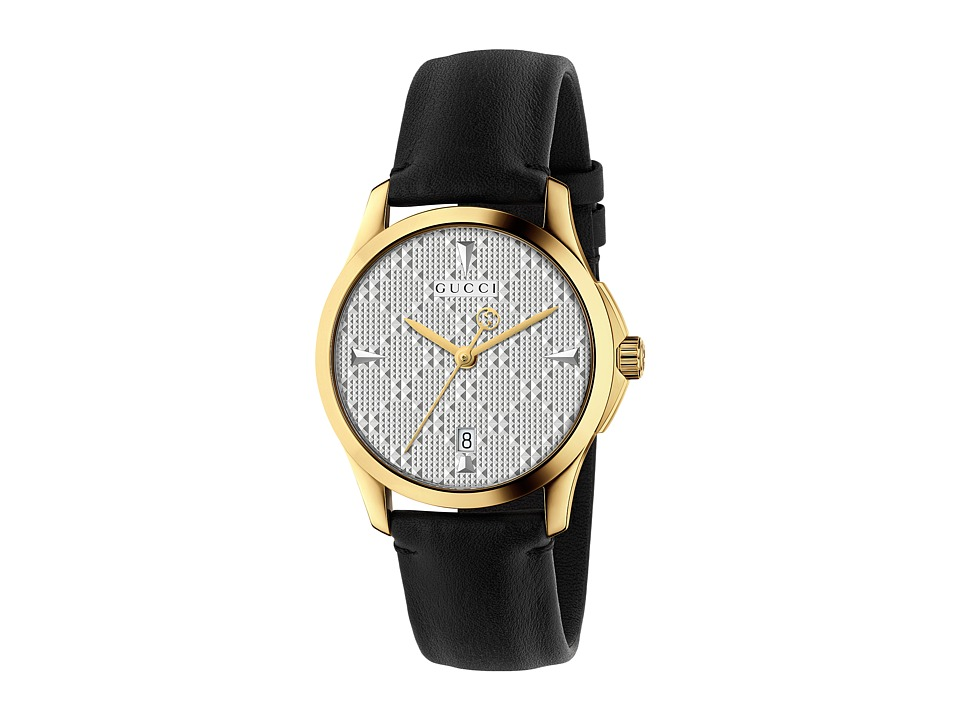 Gucci G-Timeless - YA1264027 (Black) Watches