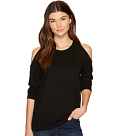 kensie - Ponte Cold Shoulder Top KS9K3524
