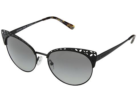 Michael Kors Evy 0MK1023 56mm - Satin Black/Grey Gradient