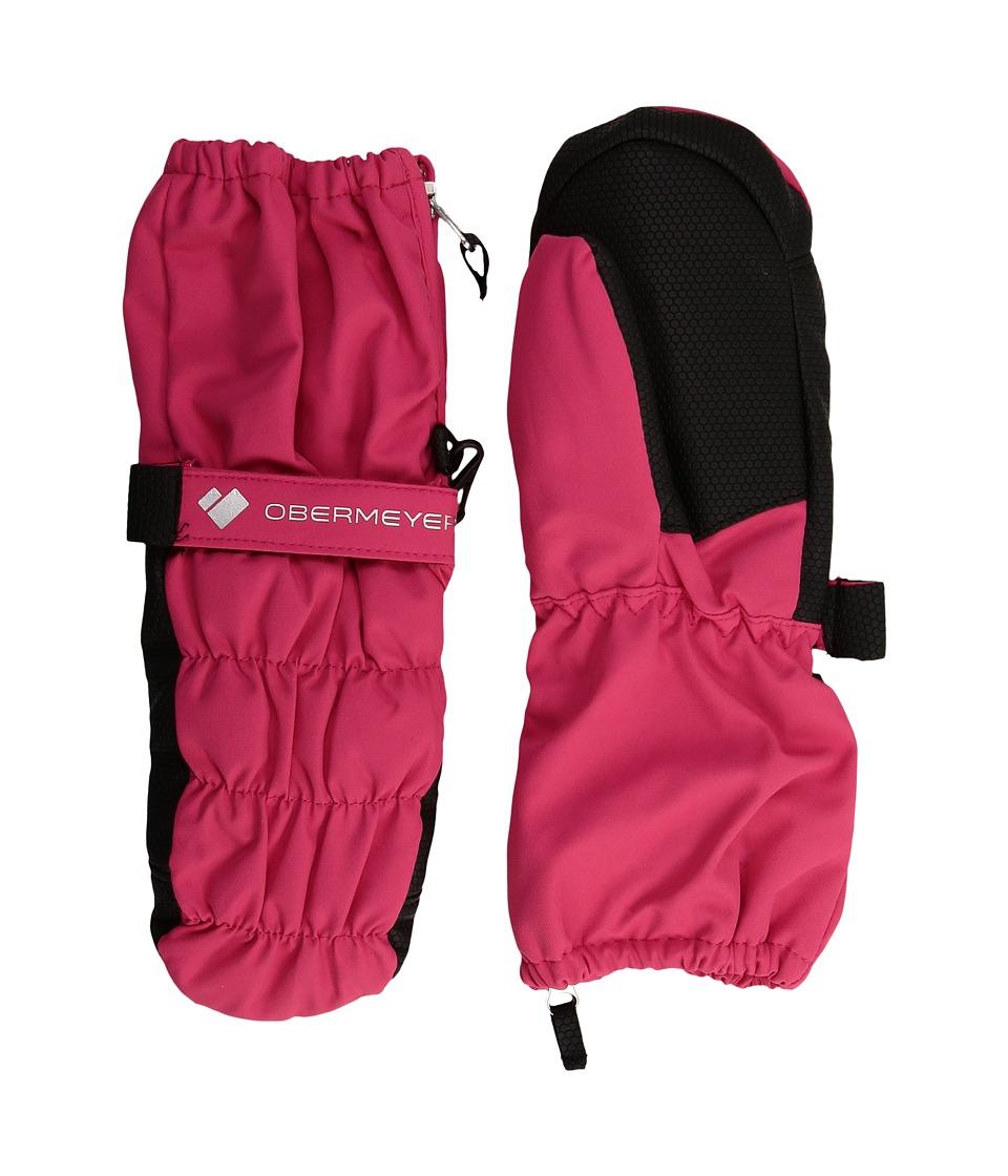 Obermeyer Kids Puffy Mitt (Toddler/Little Kids) (Smitten Pink) Dress Gloves