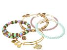 Seaside Pufferfish Bracelet Set of 5