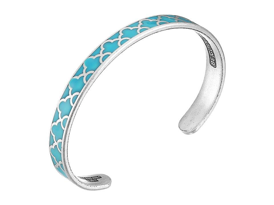 Alex and Ani - Seaside Color Infusion Cuff Bracelet