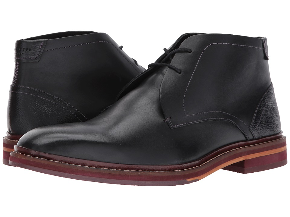 Ted Baker - Azzlan (Black Leather) Mens Shoes