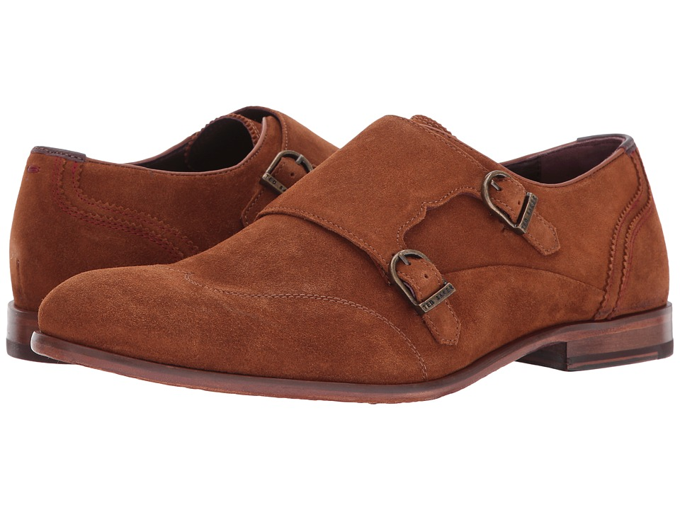 Ted Baker Rovere (Tan Suede) Men
