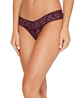 Hanky Panky - Petite Signature Lace Low Rise Thong