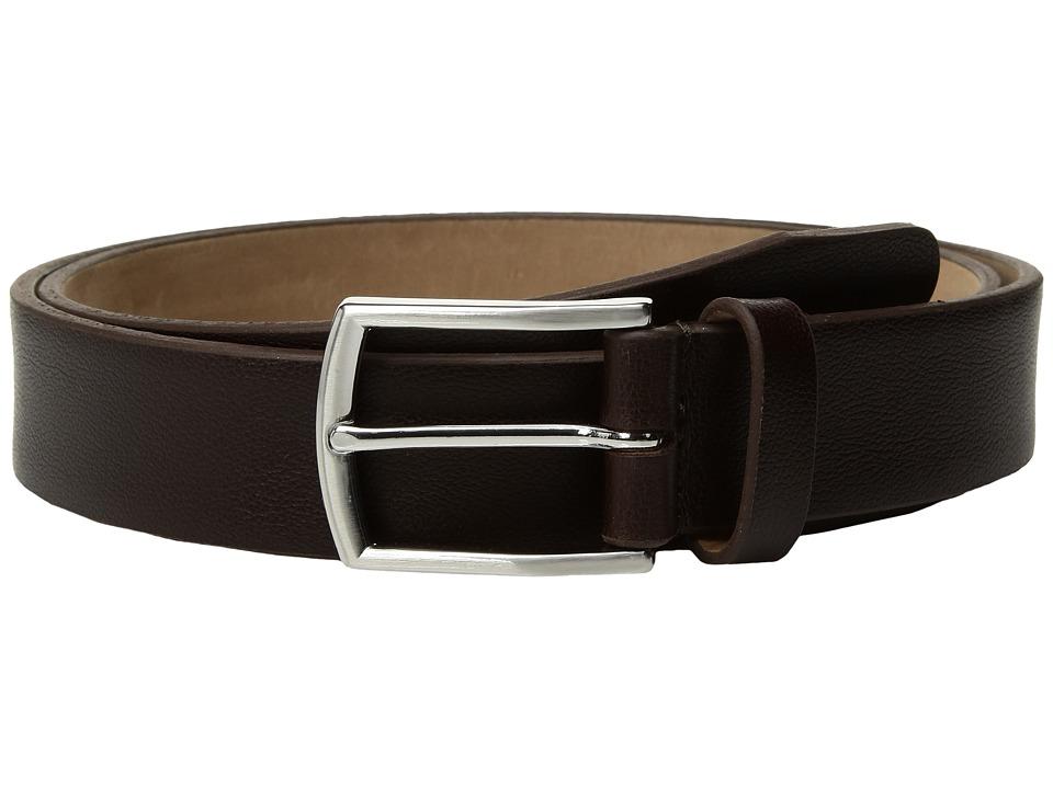 Image of Allen Edmonds - Bayview Ave (Brown) Men's Belts