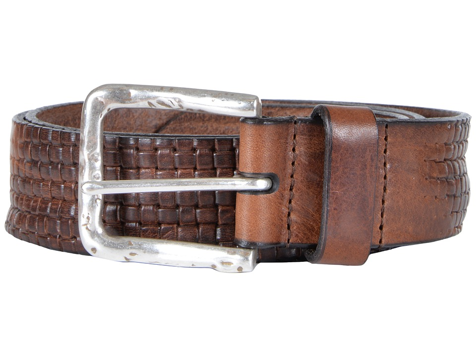 Allen Edmonds Cypress Ave (Brown) Men's Belts