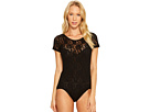 Signature Lace Short Sleeve Bodysuit