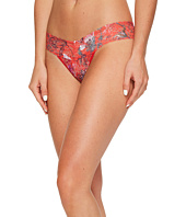 Hanky Panky - Fiery Floral Low Rise Thong