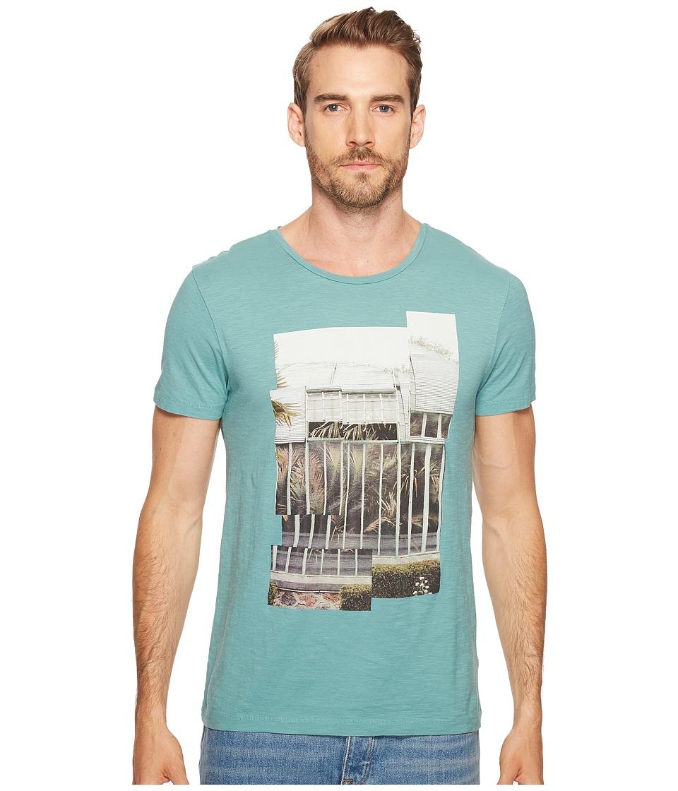 BOSS Orange Tonight T-Shirt (Blue) Men