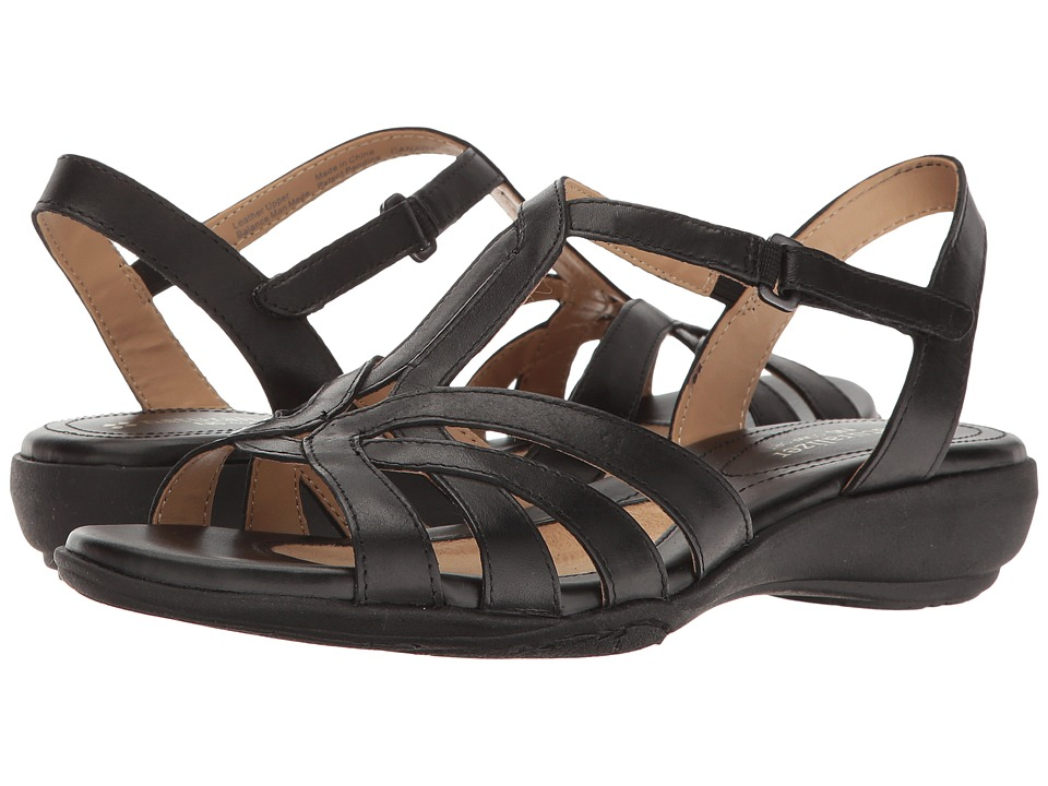 Naturalizer Canary (Black Leather) Women