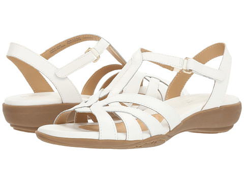 Naturalizer Canary - White Leather