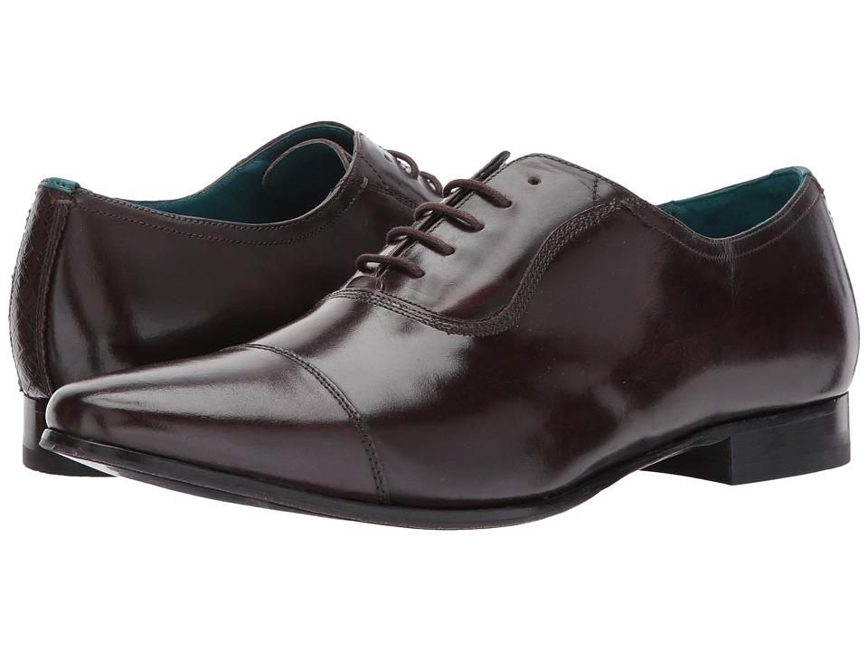 Ted Baker Spiroe (Brown Leather) Men