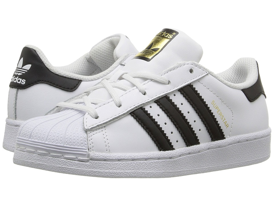 adidas Originals Kids - Superstar C Foundation
