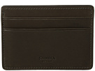 Shinola Detroit Shinola Detroit Navigator Six-Pocket Card Case