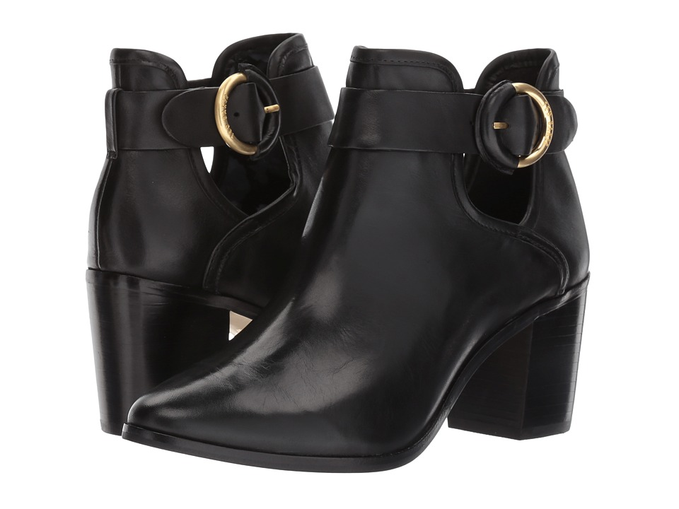 Ted Baker Sybell (Black Leather) Women