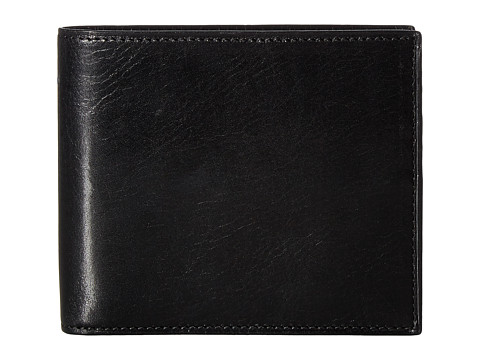 Bosca Old Leather Collection - Credit Wallet w/ I.D. Passcase - Black