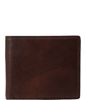 Bosca - Dolce Collection - Eight-Pocket Deluxe Executive Wallet w/ Passcase