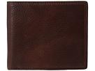 Bosca Bosca Dolce Collection - Eight-Pocket Deluxe Executive Wallet w/ Passcase