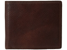 Bosca Dolce Collection - Eight-Pocket Deluxe Executive Wallet w/ Passcase