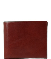 Bosca - Old Leather Collection - Eight-Pocket Deluxe Executive Wallet w/ Passcase