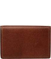 Bosca - Dolce Collection - Full Gusset Two-Pocket Card Case w/ I.D.