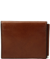 Bosca - Old Leather Collection - Money Clip w/ Pocket