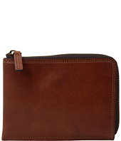Bosca - Dolce Collection - Zip Passport Travel Document