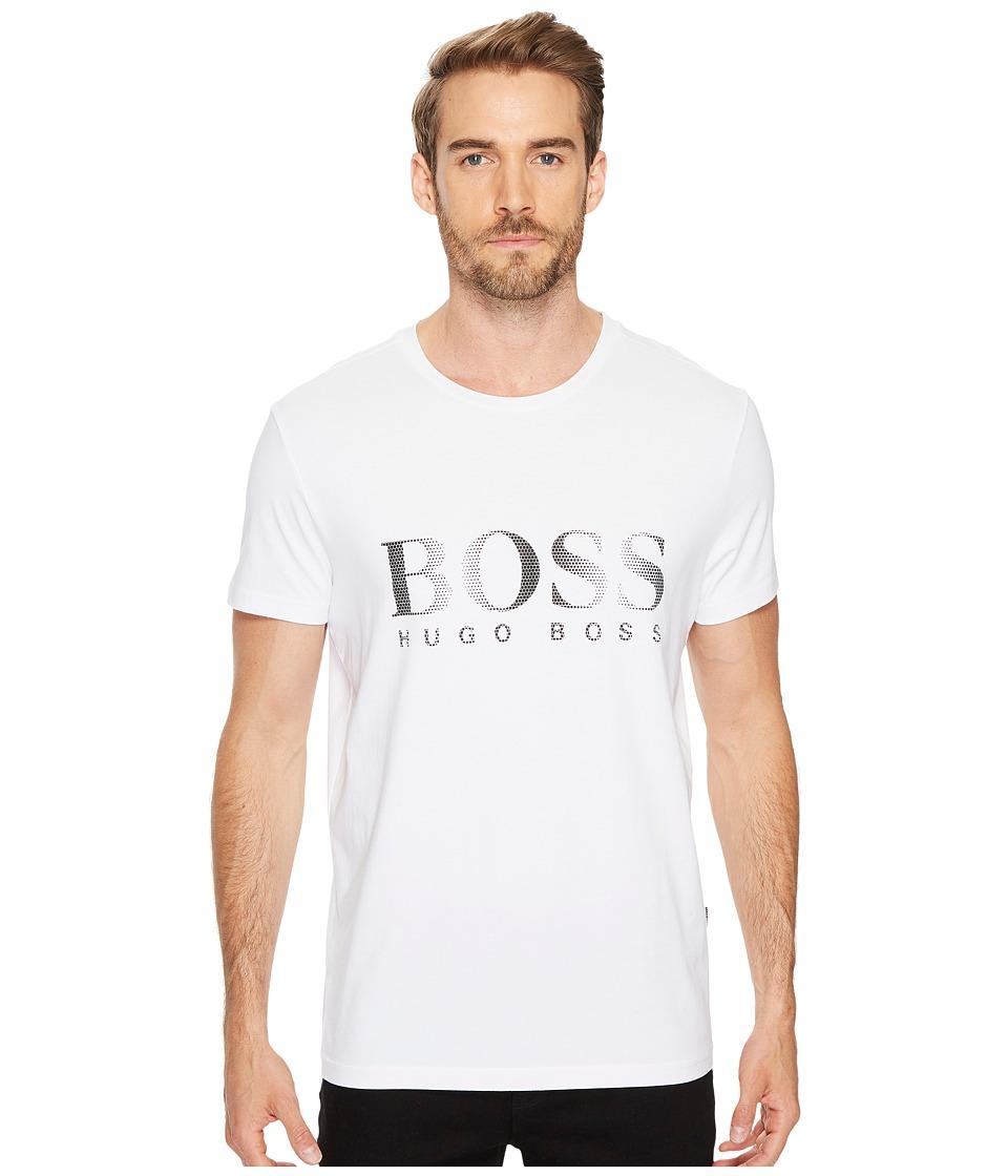 BOSS Hugo Boss T-Shirt Round Neck 10144419 (White) Men