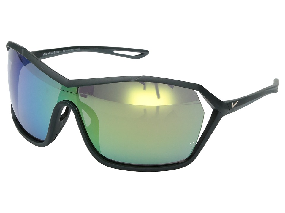 Nike - Helix Elite (Seaweed Grey) Sport Sunglasses