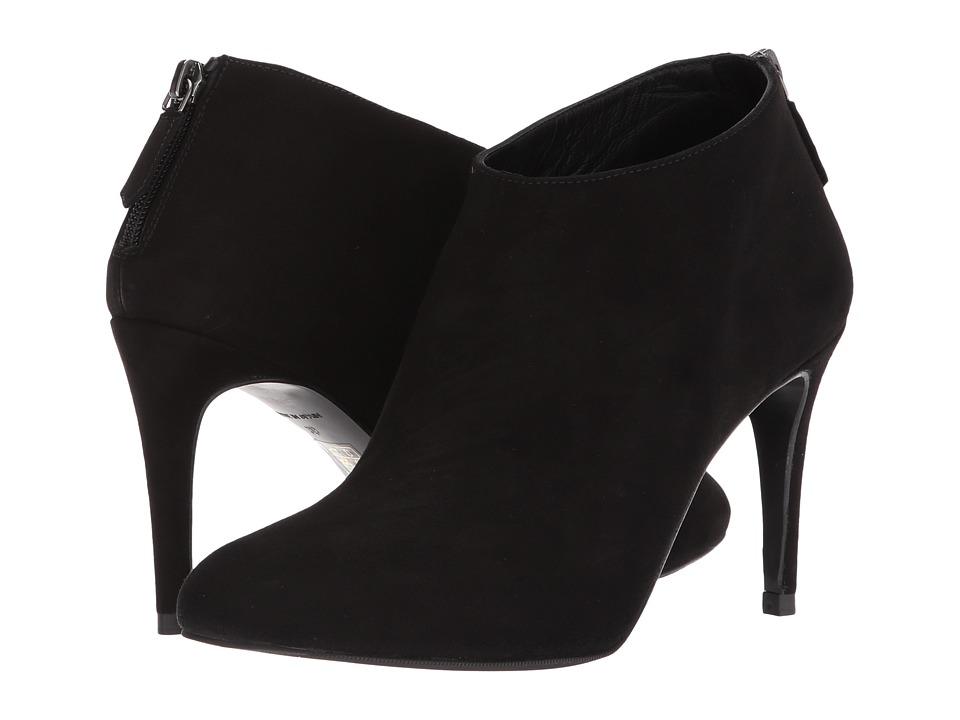 L.K. Bennett - Emily (Black Suede) High Heels