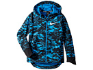 Nike Kids Therma Elite Full Zip Basketball Hoodie (Little Kids/Big Kids)