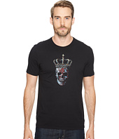 John Varvatos Star U.S.A. - Crowned Skull Graphic T-Shirt K3185T2B