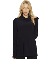 KAMALIKULTURE by Norma Kamali - Oversized Turtleneck Top