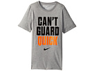 Nike Kids Dry Can't Guard Basketball T-Shirt (Little Kids/Big Kids)