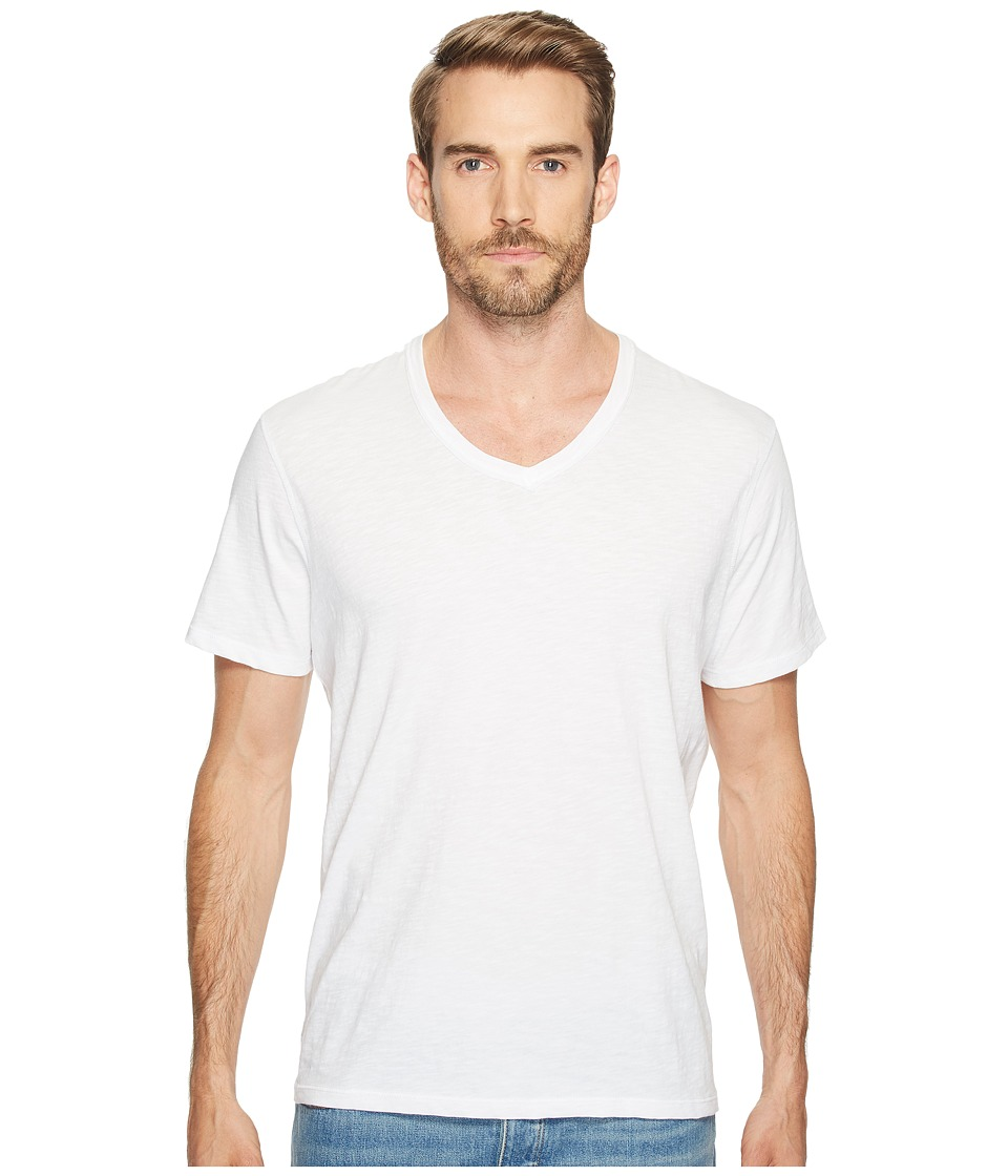 7 For All Mankind - Short Sleeve Raw V
