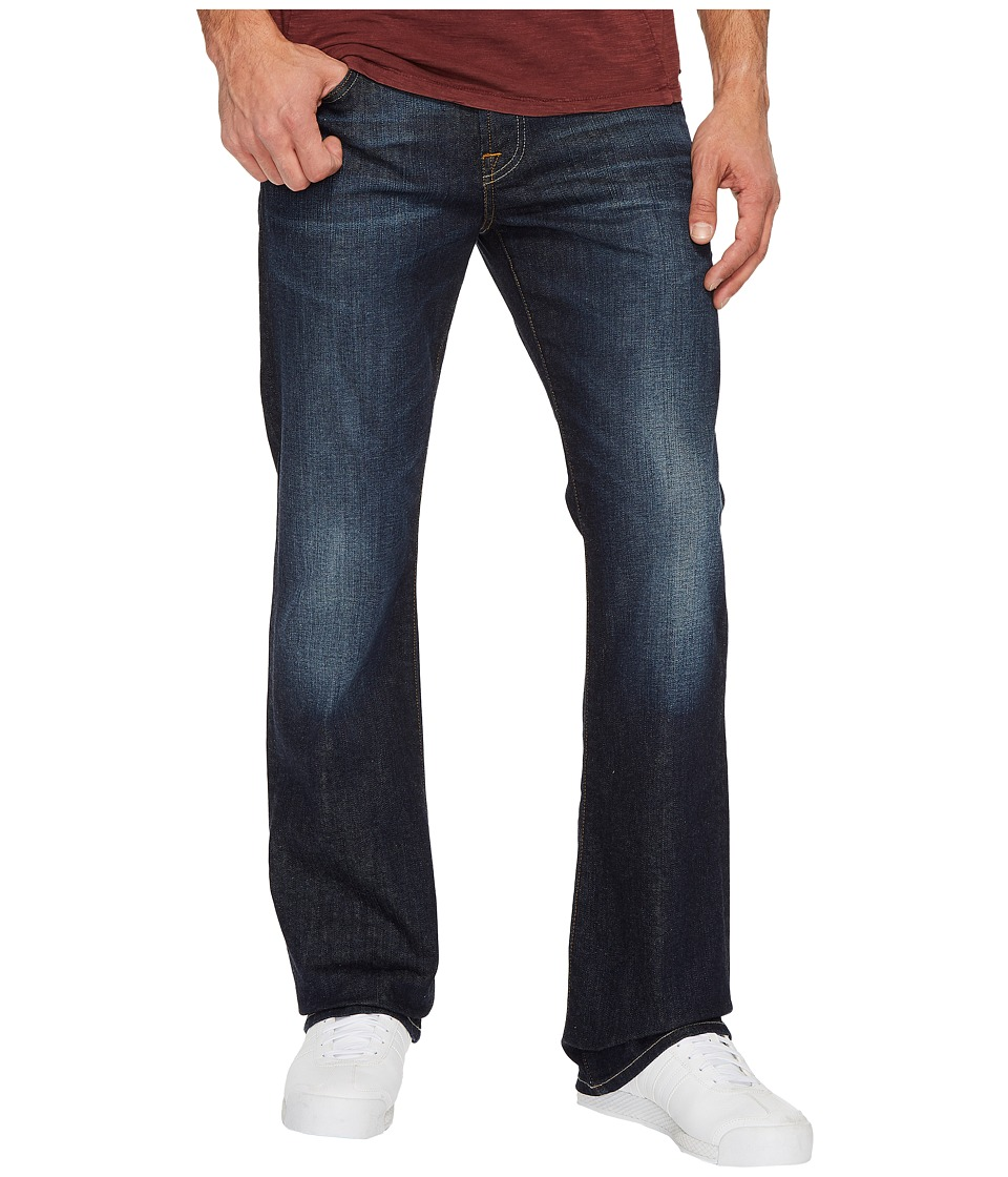 7 For All Mankind Brett Bootcut in Indigo Moon (Indigo Moon) Men