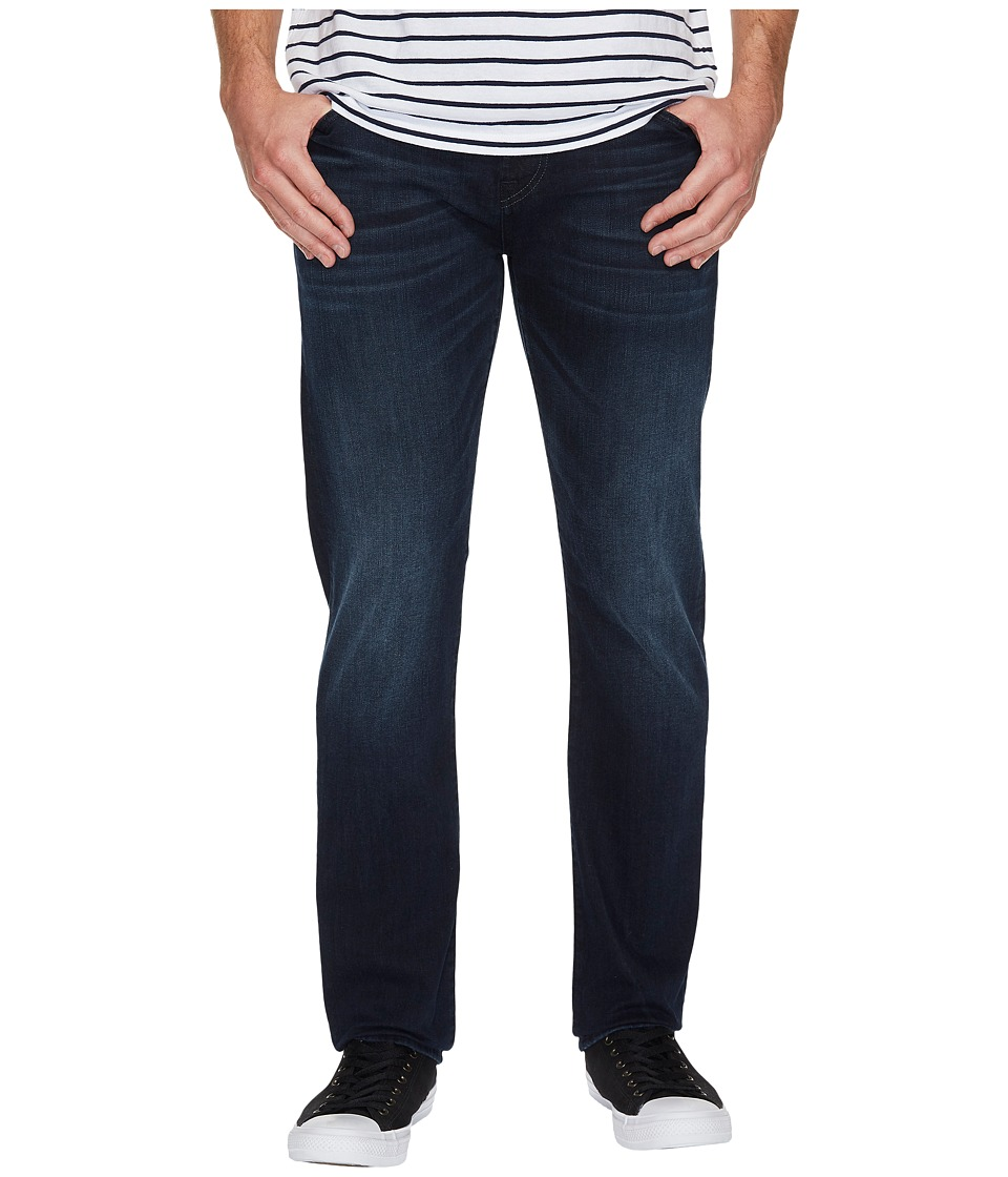 7 For All Mankind The Straight in Dark Current (Dark Current) Men
