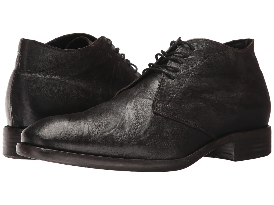 John Varvatos Sullivan Chukka (Dark Brown) Men