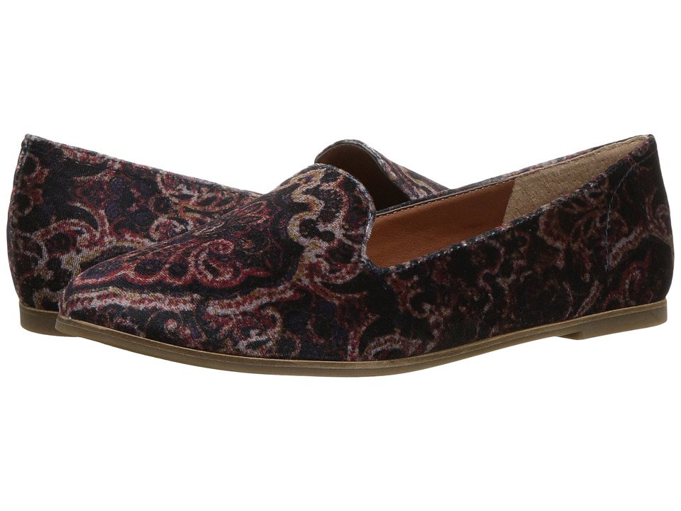 Lucky Brand Carlyn (Black Multi) Women