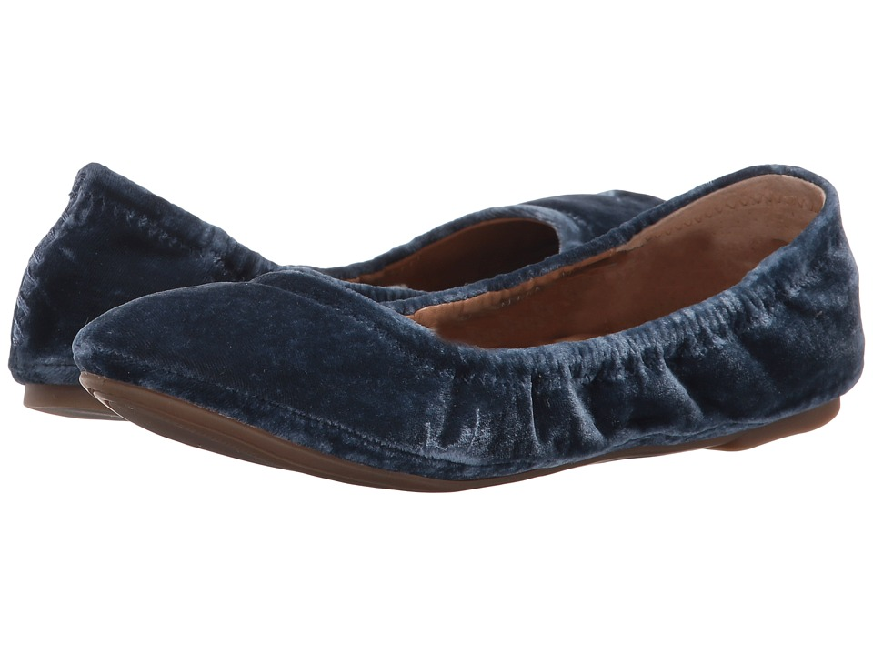 Lucky Brand Emmie (Worn Denim Velvet) Women